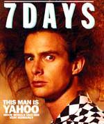 image of yahoo serious from http://www.yahooserious.com/